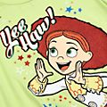 Disney Store Jessie Tie-Front T-Shirt For Kids