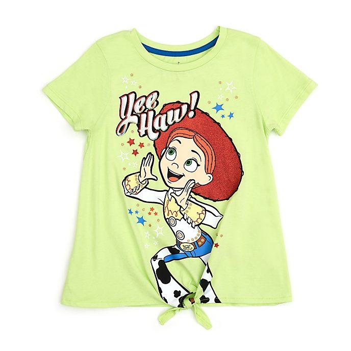 Disney Store Jessie Tie-Front T-Shirt For Kids