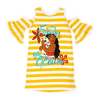 Disney Store Moana Dress For Kids