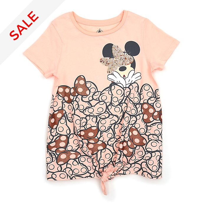 Disney Store Minnie Mouse T-Shirt For Kids