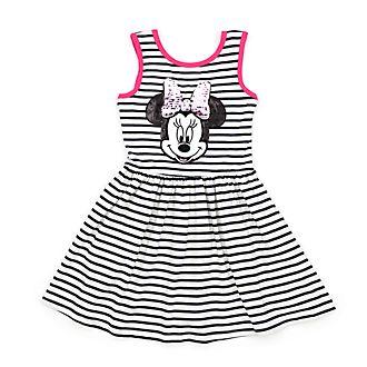 Disney Store Robe Minnie à sequins réversibles pour enfants