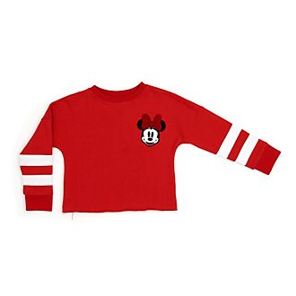 Disney Store Minnie Rocks the Dots Sweatshirt For Kids
