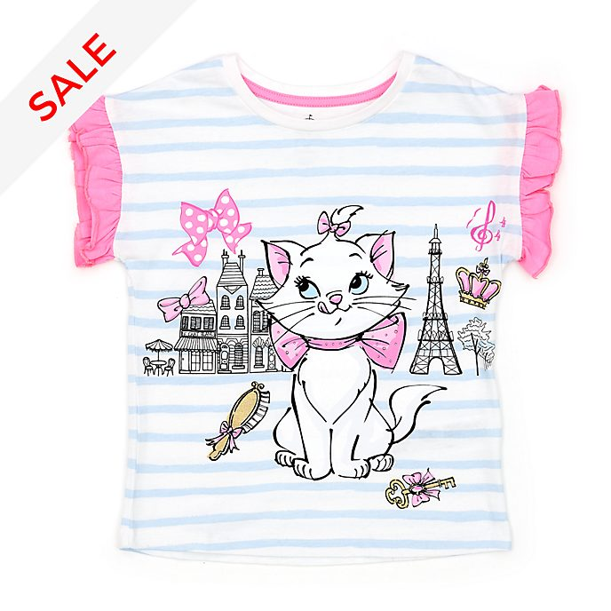 Disney Store Marie T-Shirt For Kids