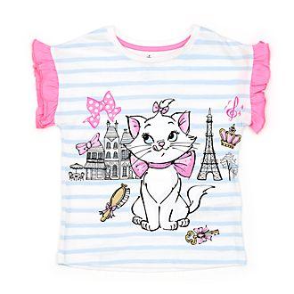 Camiseta infantil Marie, Disney Store