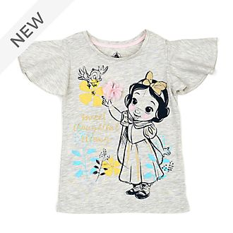 Disney Store Disney Animators' Collection Snow White T-Shirt For Kids