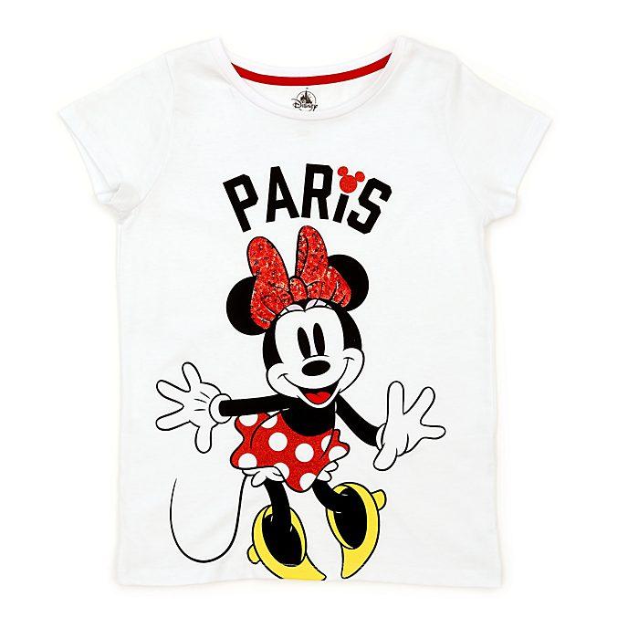 Maglietta bimbi Minni Parigi Disney Store