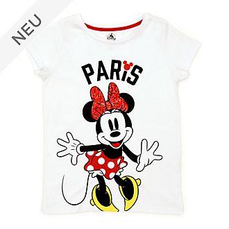 Disney Store - Minnie Maus - Paris T-Shirt für Kinder