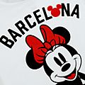 Camiseta infantil Barcelona Minnie Mouse, Disney Store