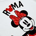Maglietta bimbi Minni Roma Disney Store