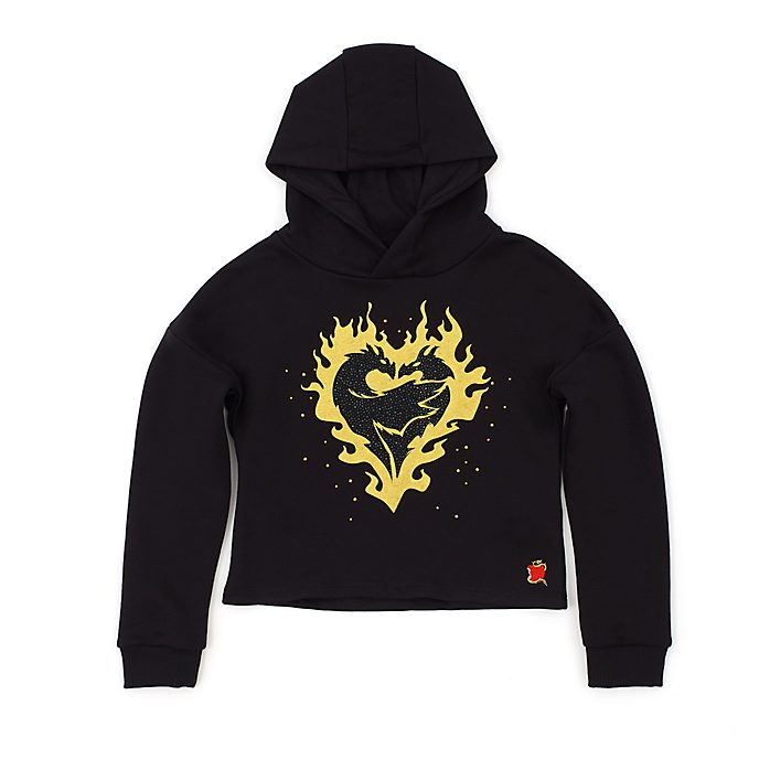 Disney Store Sweatshirt à capuche Mal pour enfants, Disney Descendants3