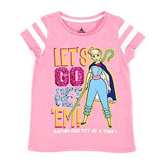 Camiseta Bo Peep para niña, Toy Story 4, Disney Store