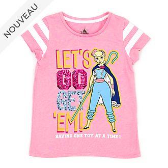 Disney Store T-shirt La Bergère pour enfants, ToyStory4