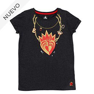 Camiseta infantil Evie, Los Descendientes 3, Disney Store