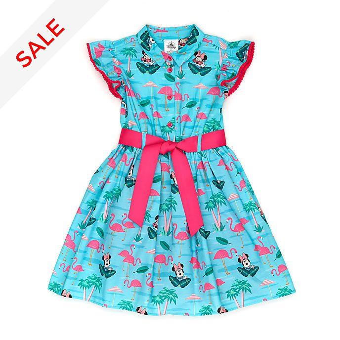 Disney Store - Minnie Maus - Flamingo-Kleid für Kinder