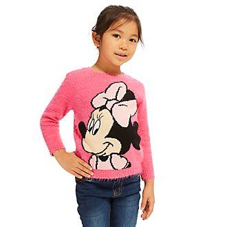 Disney Store Pull duveteux Minnie Mouse pour enfants