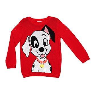Sudadera infantil 101 Dálmatas, Disney Store