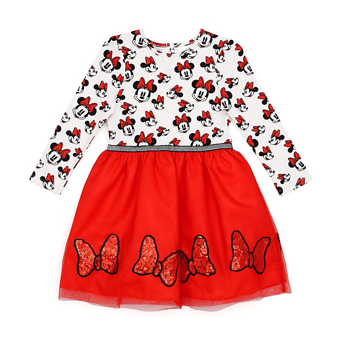 Disney Store Robe Minnie Rocks the Dots pour enfants