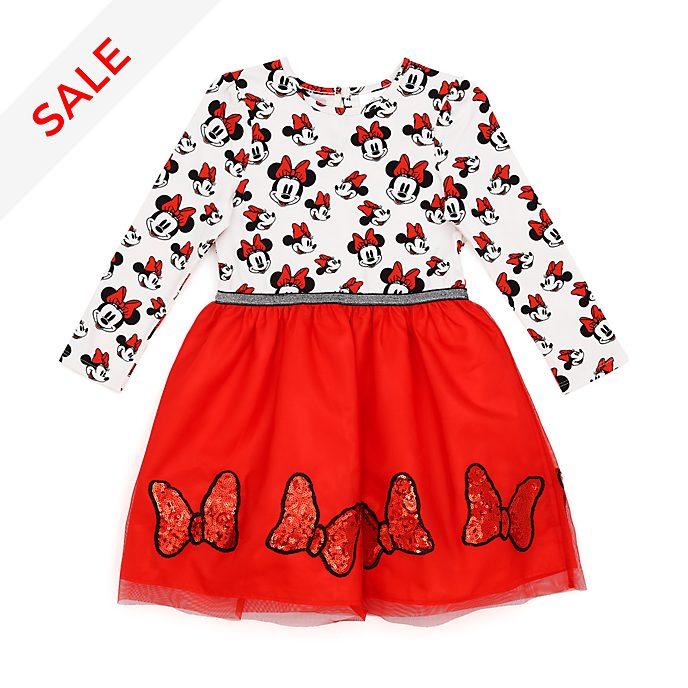 Disney Store Minnie Rocks the Dots Dress For Kids