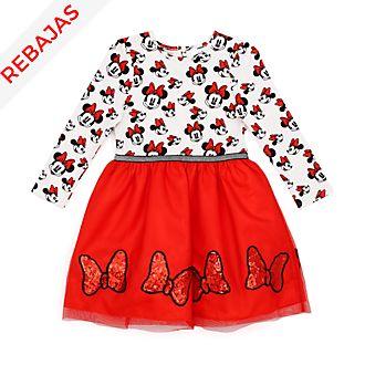 Vestido infantil Minnie Rocks the Dots, Disney Store