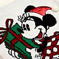Disney Store Pull de Noël Minnie pour enfants, collection Holiday Cheer