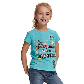 Camiseta infantil Toy Story, Disney Store