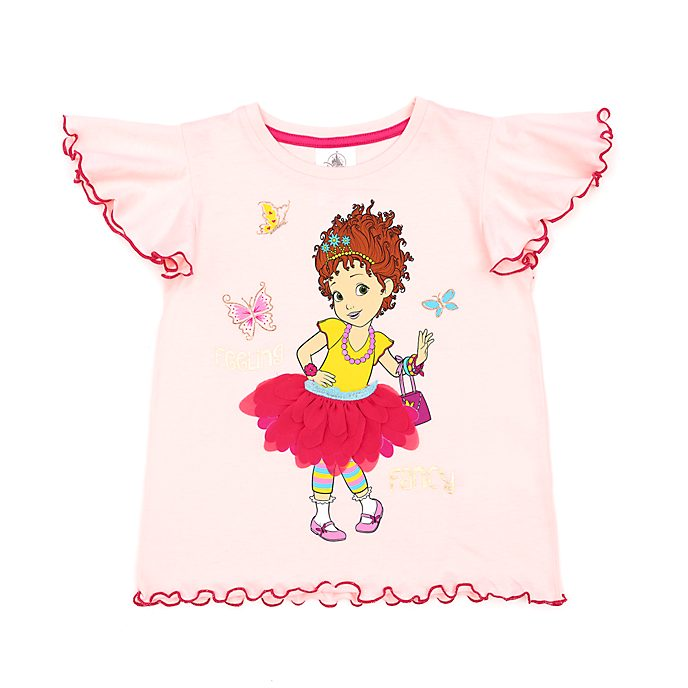 Disney Store Fancy Nancy Clancy T-Shirt For Kids