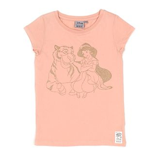 WHEAT Princess Jasmine T-Shirt For Kids