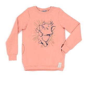 WHEAT Marie Sweatshirt For Kids