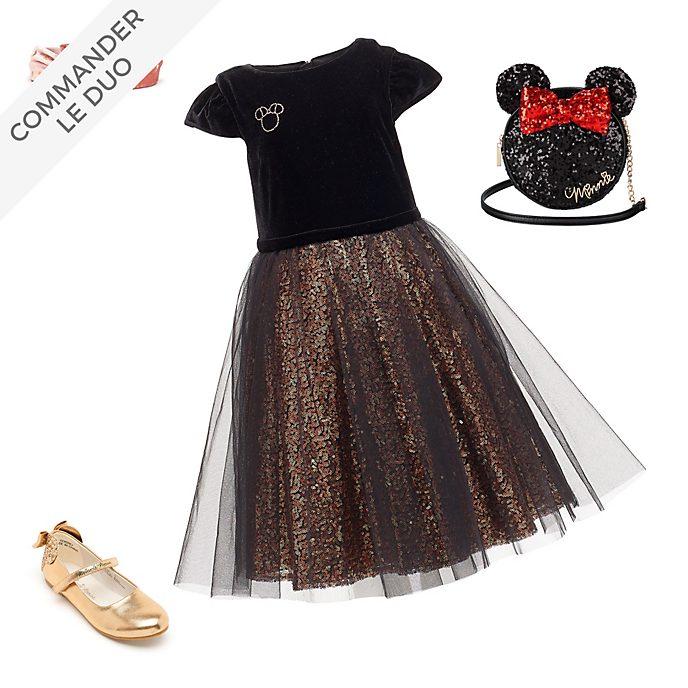 Disney Store Collection de vêtements et accessoires de fête Minnie pour enfants
