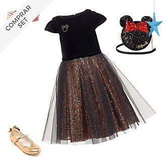 Conjunto fiesta infantil Minnie Mouse, Disney Store