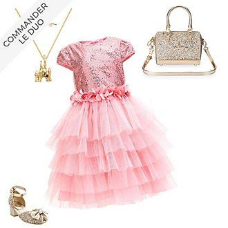 Disney Store Collection de vêtements et accessoires de fête Aurore pour enfants, La Belle au Bois Dormant