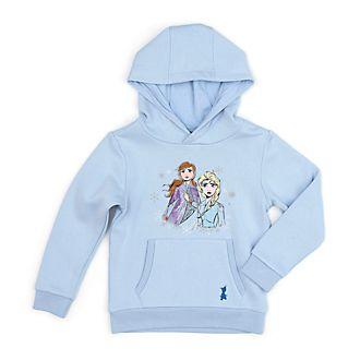 Felpa con cappuccio bimbi Frozen 2: Il Segreto di Arendelle Disney Store