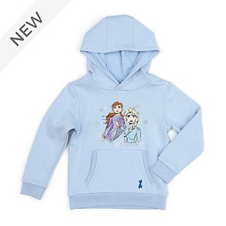 Disney Store Frozen 2 Hooded Sweatshirt For Kids