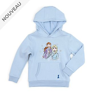 Disney Store Sweatshirt à capuche La Reine des Neiges2 pour enfants