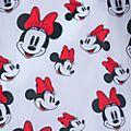 Disney Store Blouson de motard Minnie Rock the Dots pour enfants