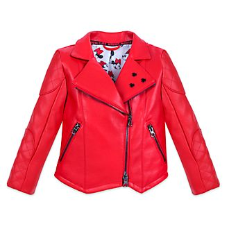 Chaqueta motociclista infantil Minnie Rocks the Dots, Disney Store