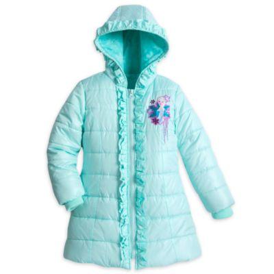 Manteau la Reine des Neiges pour enfants