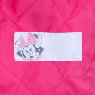 Minnie Mouse Colour Changing Raincoat For Kids