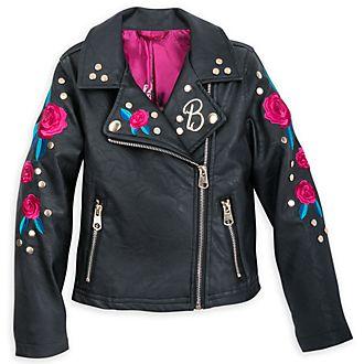 Disney Store Belle Biker Jacket For Kids