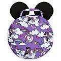 Disney Store Minnie Mouse Unicorn Packable Raincoat For Kids