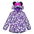 Disney Store - Minnie Maus - Verpackbarer Einhorn-Regenmantel für Kinder