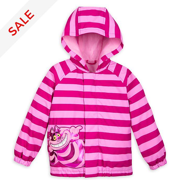 Disney Store Cheshire Cat Packable Raincoat For Kids