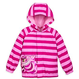 Impermeable empacable infantil Gato Cheshire, Disney Store