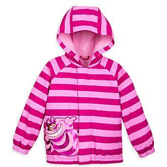 Impermeable empacable infantil Gato Cheshire, Disney Store