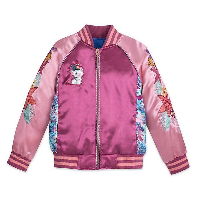 Disney Store Moana Varsity Jacket For Kids