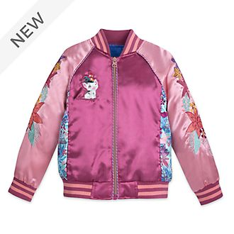Disney Store Moana Varsity Jacket For Kids