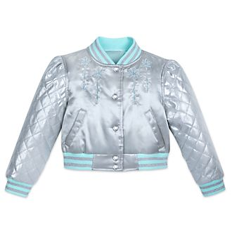 Disney Store Frozen Varsity Jacket For Kids