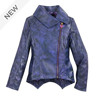 Disney Store Mal Jacket For Kids, Disney Descendants 3