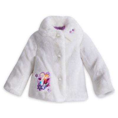 Die Eiskönigin - völlig unverfroren - Mantel für Kinder