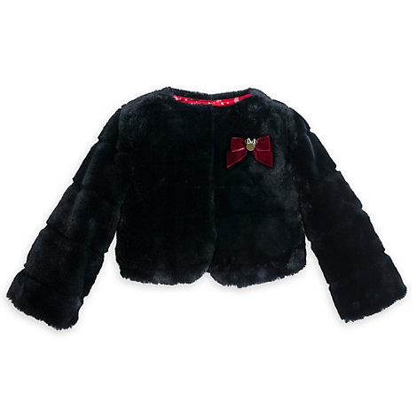 Minnie Mouse Coat For Kids